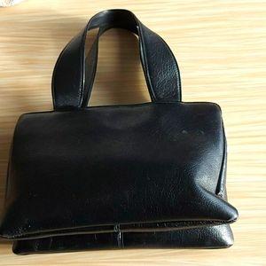 Vintage Saber leather bag